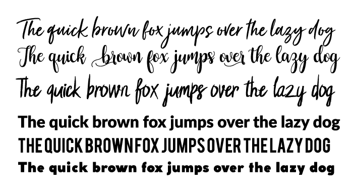 font types graphic design trends creative atmosphere